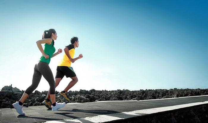 Sering lari, tapi kenapa sakit perut