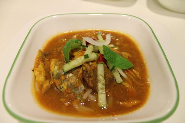 Laksa Asam Paling Sedap Azie Kitchen