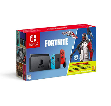 20 Fortnite Christmas Gift Ideas - nintendo switch