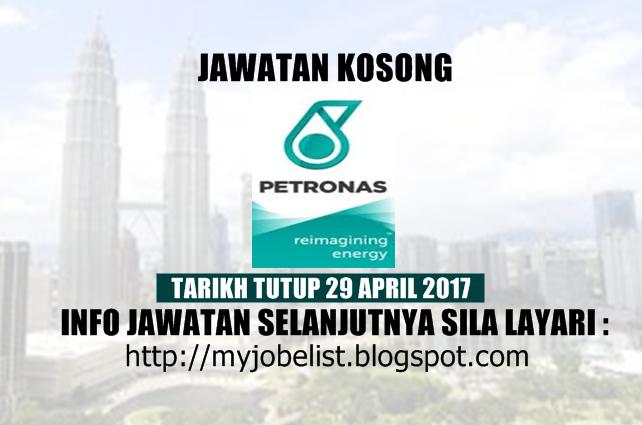 Jawatan Kosong di PETRONAS ICT Sdn Bhd April 2017