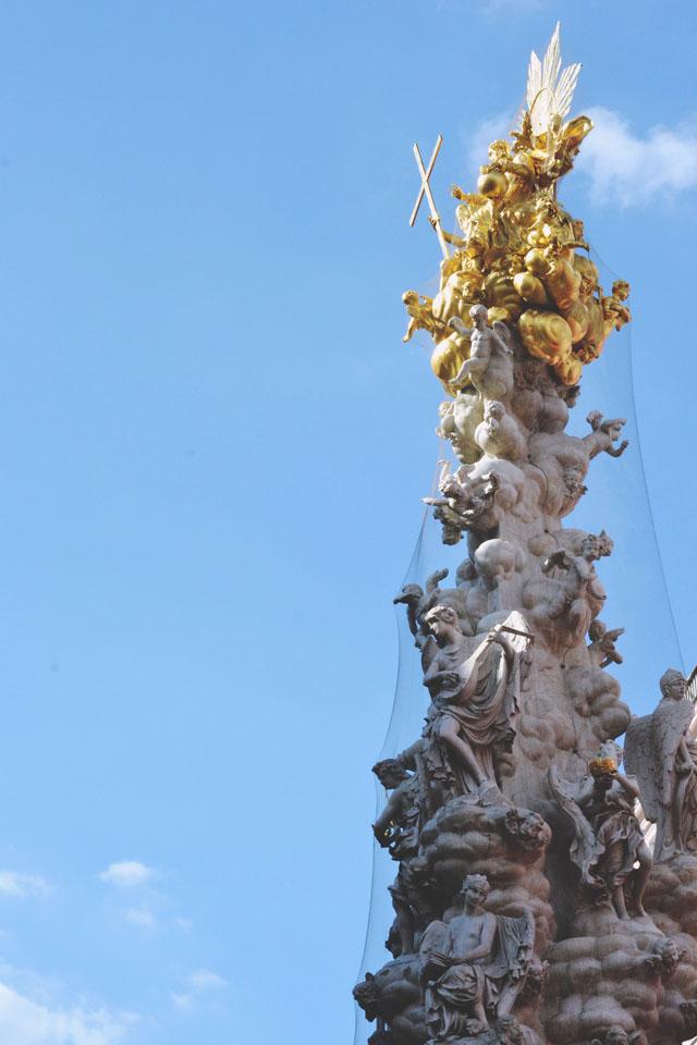 Vienna plague memorial