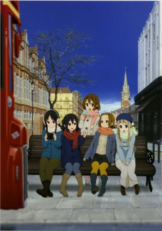 K-ON! The Movie [Película] [Sub Esp] [MEGA]
