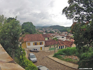 Vista de Mariana/MG.