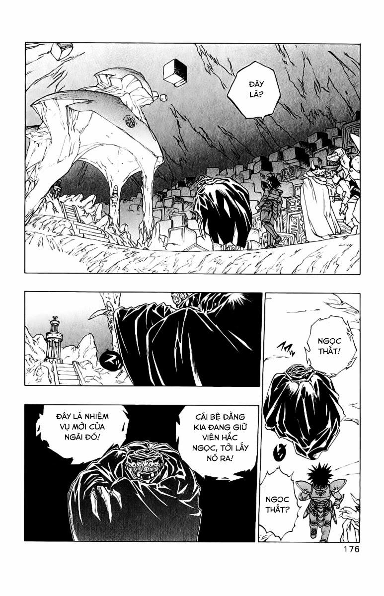 Dragon Quest: Emblem of Roto chap 37 trang 36