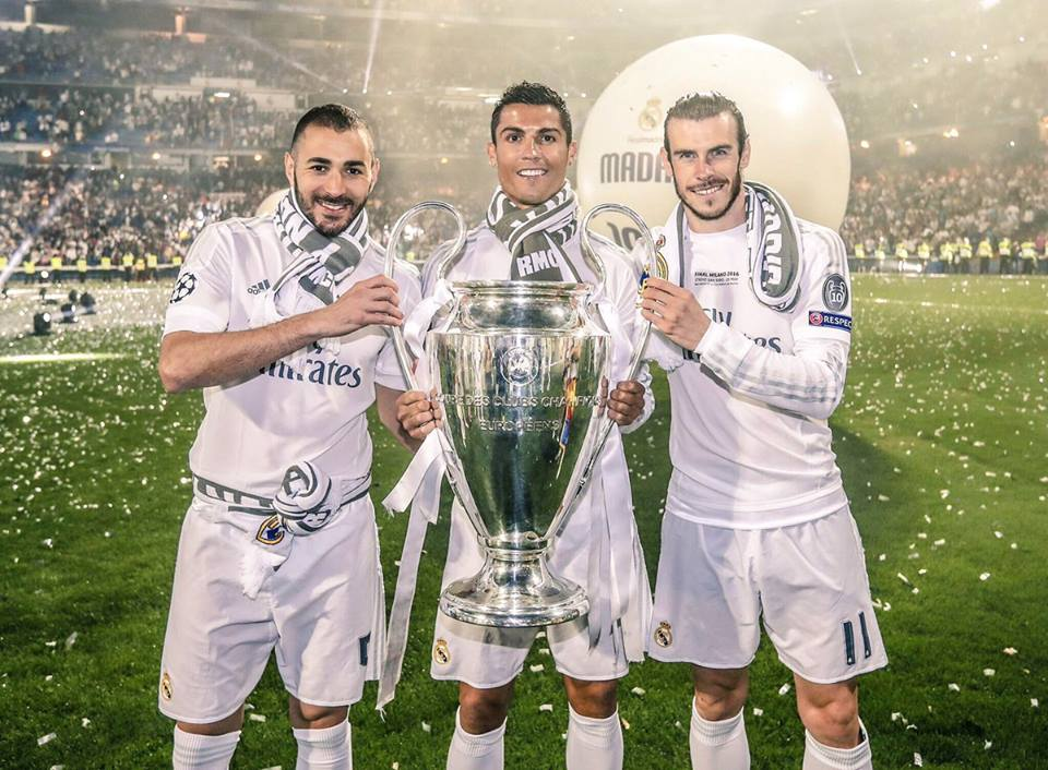Real Madrid por la Segunda Champions