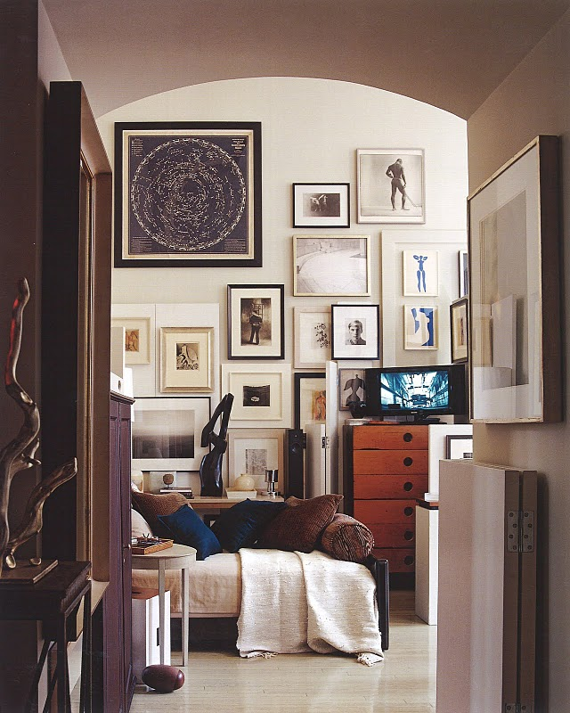 Rooms That Work: Gallery Walls