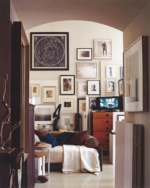Home Art Gallery Design