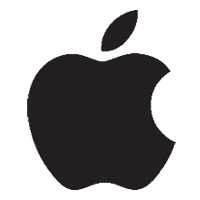 Simple Apple Logo