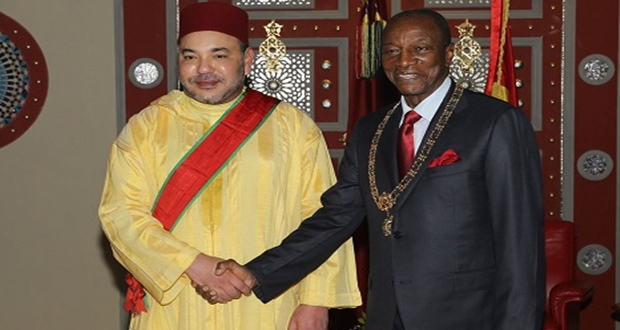 بأوامر من الرئيس.. غينيا تستعد لاستقبال خاص بالملك محمد السادس