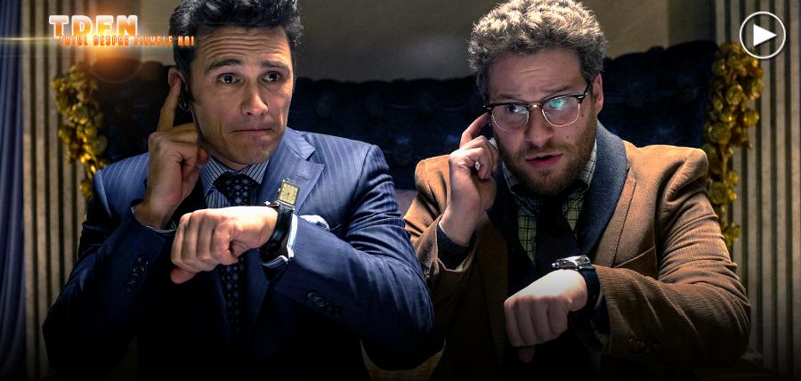 Allentto.com - Totul Despre FilmeleNoi -  Trailer cu limită de vârstă pentru comedia The Interview cu Seth Rogen şi James Franco