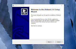 iReboot 2.0 - Giải pháp khởi động dual boot cho Windows 10
