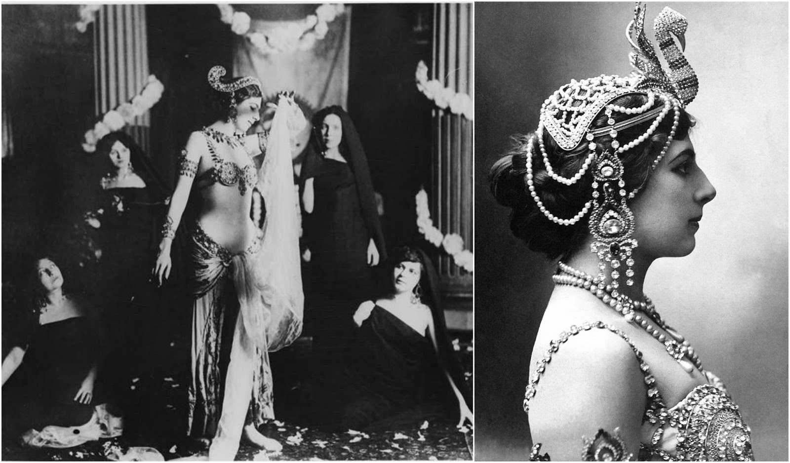 women spies mata hari Before a firing squad, mata hari refused a blindfold and blew kisses to her lawyer and the attending priest the command  feu  was given and the myth of the femme fatale spy was born.