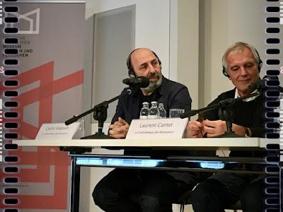 Cédric Klapisch und Laurent Cantet