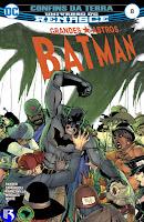 DC Renascimento: Grandes Astros - Batman #8