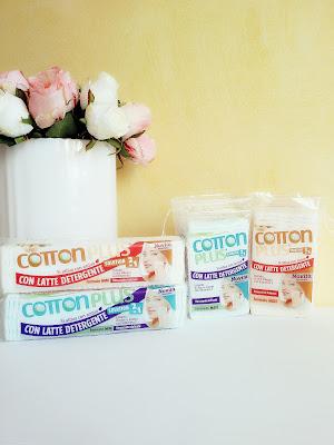 Salviette Cotton Plus Solution 2 in 1