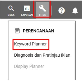 Cara Riset Keyword Gratis Menggunakan Google Keyword Planner