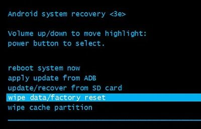 android-system-recovery-menu