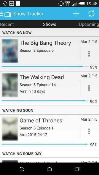 app android di streaming di serie tv