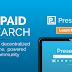 ربح المال مجانا واسهل طريقة مجانية يمكنك جمع المال عبر الانترنيت presearch