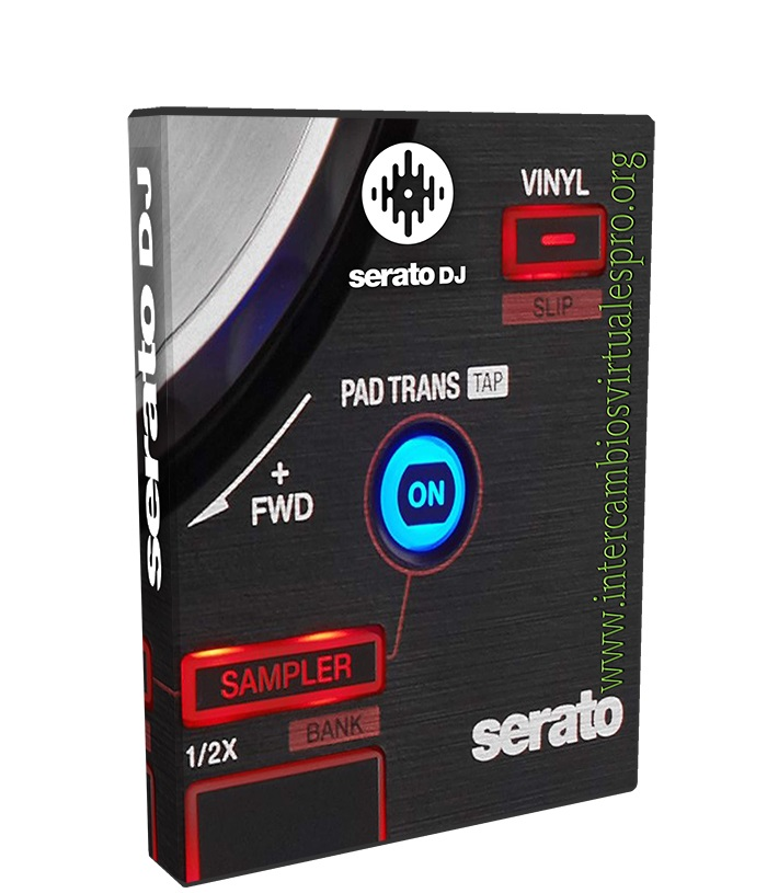 Serato DJ 1.9.9 Build 4209 poster box cover