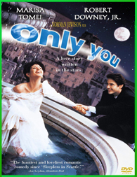 Only You (Sólo tú) (1994) | DVDRip Latino HD Mega 1 Link