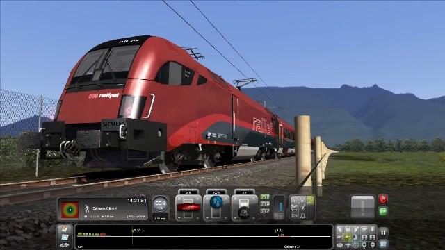 Download Train Simulator 2019 PC Gameplay