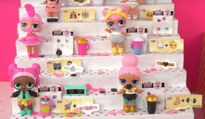 Куклы и аксессуары в больших шариках L.O.L. Surprise Series 3 Wave 1 Confetti Pop