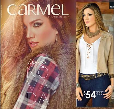revista carmel campaña 8 2016
