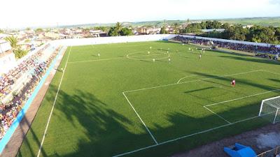 Resultado de imagem para Estádio José Pereira de Andrade Itambé