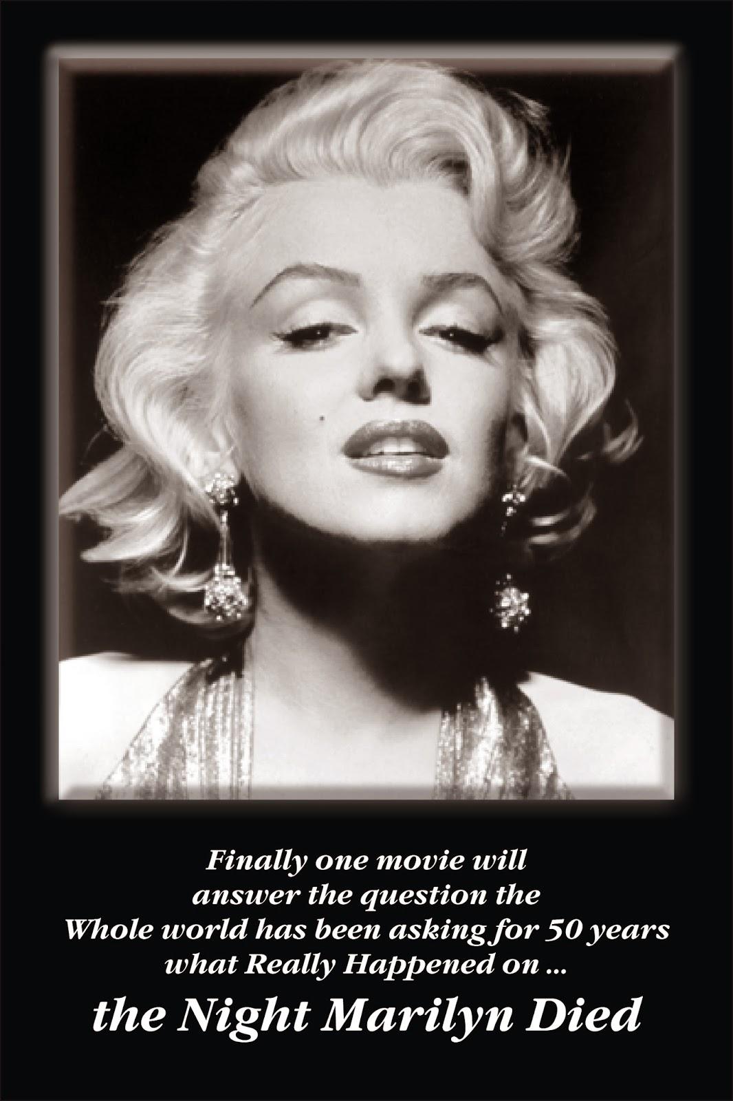 Bob Boris The Night Marilyn Died