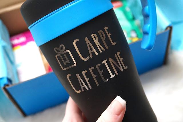 Carpe Caffeine Flask