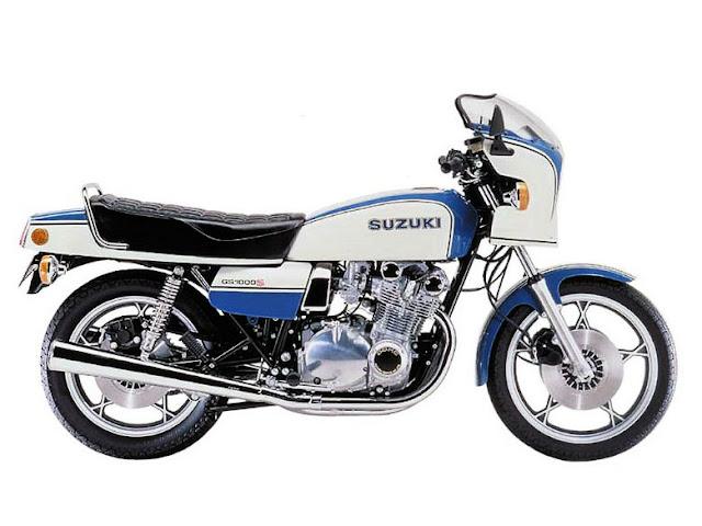 Suzuki GS1000 S