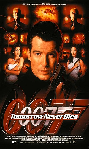 Tomorrow Never Dies (1997) Hindi Dual Audio 480p BRRip 300Mb