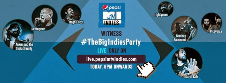 The Big Indies Party stars