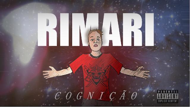 """""""Cognição"""" é o EP de estréia do rapper Rimari"""