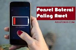 10+ Ponsel Baterai Awet, Main Game Tahan Lama