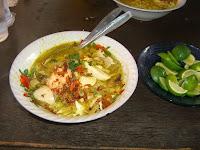 Menu Masakan Hari Ini Resep Soto Ambengan Surabaya