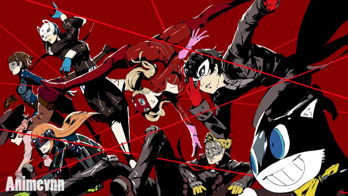 Ảnh trong phim Persona 5 the Animation 1