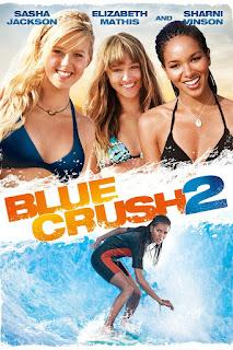 Blue Crush 2 (2011) Dual Audio Hindi 350MB BluRay 480p x264 ESubs