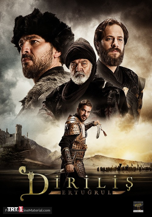 Ertugrul Ghazi Dirilis (S 01) Urdu (EP 45) 720p HDRip 130MB