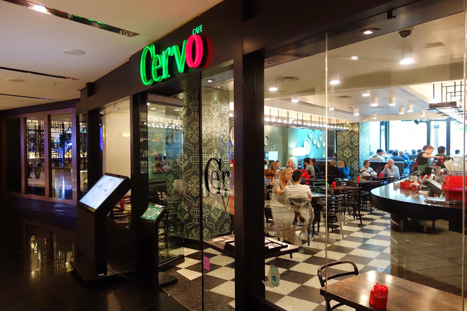 Cervo Crown Casino
