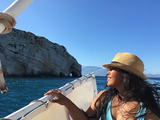 Bluecaves trip Zakynthos Greece