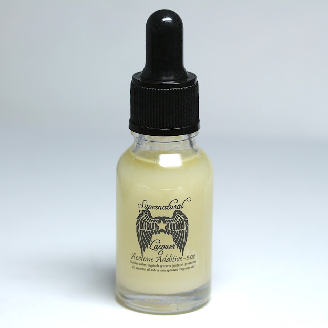 Supernatural Lacquer Wumpa Fruit Acetone Additive