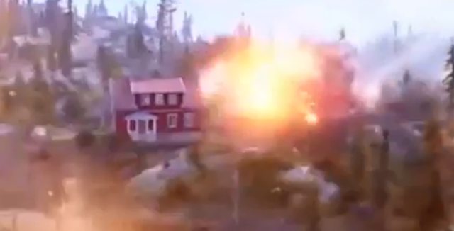 عاصفة النار لعبة جديدة اقوى من الببجي ستنطلق خلال ايام (( الزون فيها نار ))