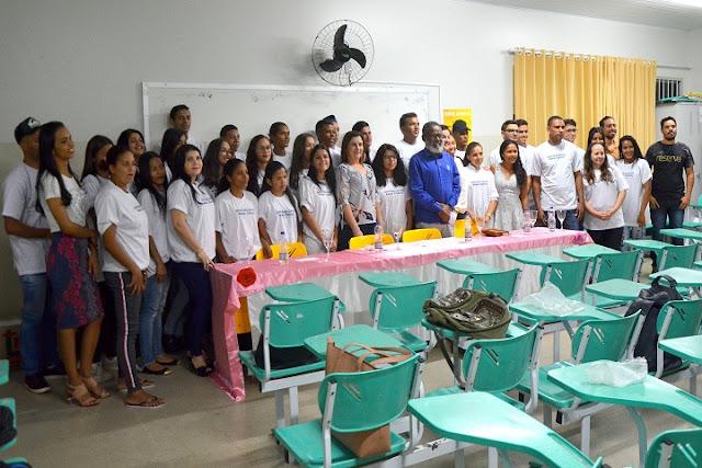 Prefeitura de São Desidério realiza aula inaugural do Pré-vestibular 'Universidade Para Todos'
