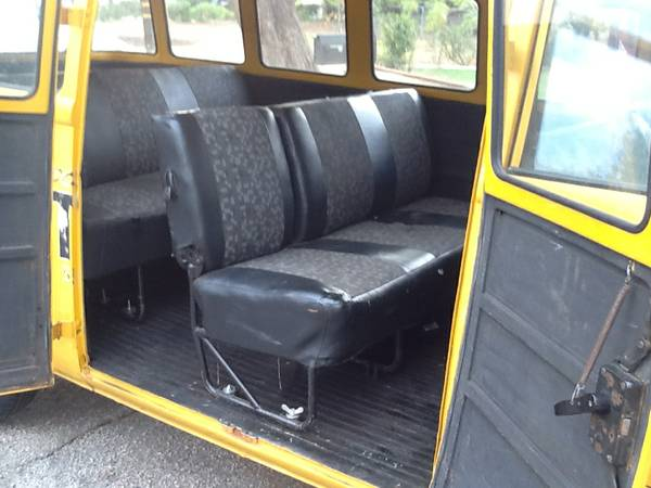 VW Bus Safari Windows | VW Bus
