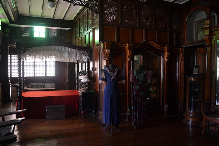 Aguinaldo's bedroom