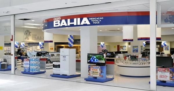 Casas Bahia contrata Atendente de Loja, Auxiliar de Estoque e Caixa Com e Sem Experiência no RJ