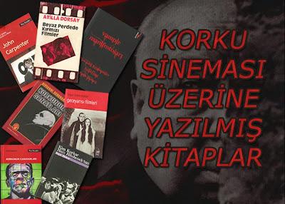 Korku Sineması Üzerine Yazılmış Kitaplar