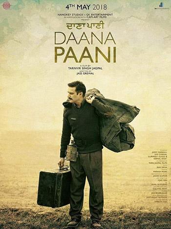 Daana Paani | Punjabi |  (2018) HDRip  Full Movie
